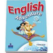 Curs de limba engleza, Manualul elevului - English Adventure Starter B Pupils Book