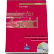 Going for Gold Upp-Intermediate. Caiet de exercitii L1 cl a IX-a, L2 cl a X-a