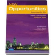 New Opportunities Upper Intermediate Students Book (Michael Harris)