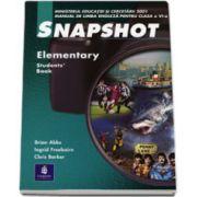 Snapshot. Manual de limba engleza clasa a VI-a L2. Snapshot Elementary