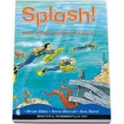 Manual de limba engleza Splash!, pentru clasa a IV-a
