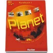 Planet 1, manual de germana pentru clasa a 5-a, Kursbuch (A1) - Deutsch fur Jugendliche