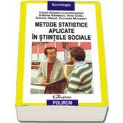 Metode statistice aplicate in stiintele sociale