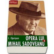 Opera lui Mihail Sadoveanu