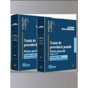Set - Tratat de procedura penala - Parte Generala si Parte Speciala - Ion Neagu si Mircea Damaschin (Actualizat la 1 Martie 2015)