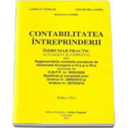 Ladislau Possler - Contabilitatea intreprinderii, Editia a XI-a. Indrumar practic