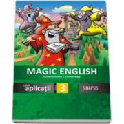 Carmen Blaga, Magic English - Caiet de aplicatii clasa a III-a