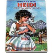 Heidi - Fetita muntilor. Colectia Piccolino