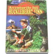 Mark Twain - Aventurile lui Huckleberry Finn - Editie ilustrata