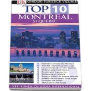 Top 10. Montreal si Quebec (Colectia, ghiduri turistice vizuale)