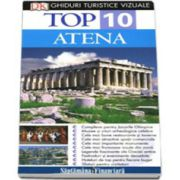 Top 10 Atena. Ghid turistic vizual