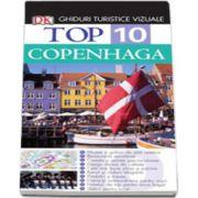 Top 10 Copenhaga. Ghid turistic vizual
