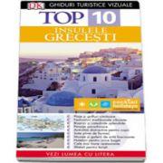 Top 10. Insulele grecesti - Colectia, ghiduri turistice vizuale
