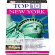Top 10 New York. Ghid turistic vizual