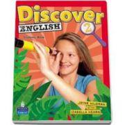 Izabella Hearn, Discover English Level 2 Students Book