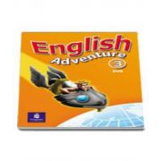 English Adventure level 3 - DVD