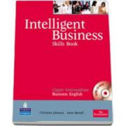 Intelligent Business Upper-Intermediate level. Skills Book and CD-Rom pack (Barrall Irene)