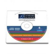 Language Leader Intermediate level. Class CD (David Cotton)
