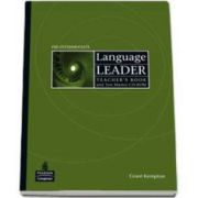 Language Leader Pre-Intermediate Teachers Book and Test Master CD-Rom (Grant Kempton)