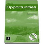 New Opportunities Intermediate Teachers Book with Master Test CD-Rom (Patricia Mugglestone)