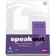 Speakout Upper-Intermediate Workbook with Key and CD pack (Frances Eales)