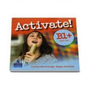 Barraclough Carolyn, Activate! B1 Plus. Class CD 1-2