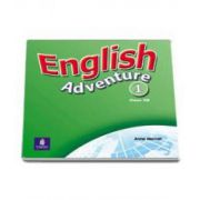 English Adventure, level 1. Class CD (Anne Worrall)