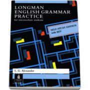 Longman English Grammar Practice With Key, for intermediate students
