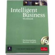 Intelligent Business Pre-Intermediate Coursebook - Irene Barrall