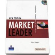 Market Leader Intermediate level Business English Practice File, Book and Audio CD pack. New Edition (John Rogers)
