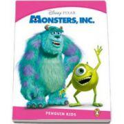 Monsters Inc. Penguin Kids, level 2 - Retold by Barbara Ingham