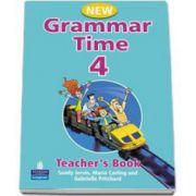 Sandy Jervis, New Grammar Time level 4. Teachers Book
