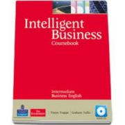 Intelligent Business Intermediate Coursebook with AUDIO CD (Graham Tullis)