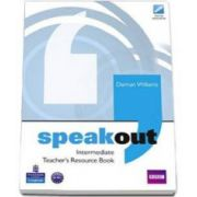 Speakout Intermediate level. Teachers resource book (Clare Antonia)