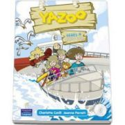 Yazoo level 4, Pupils Book with Cd pack (Parett Jeanne)