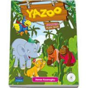 Danae Kozanoglou, Yazoo Starter Pupils Book with Cd