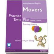 Young Learners English Movers. Practice tests plus Teachers Book with Multi-Rom pack (Rosemary Aravanis)
