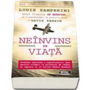 Louis Zamperini, Neinvins de viata. O poveste uimitoare a supravietuirii unui sportiv olimpic ca prizonier de razboi in Japonia in al Doilea Razboi Mondial