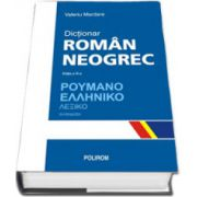 Dictionar roman-neogrec. Editia a III-a. Revazuta si adaugita
