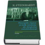 Principiile clasice si noile tendinte ale dreptului constitutional. Critica operei lui Leon Dugui