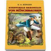G. A. Burger, Aventurile baronului Von Munchhausen
