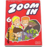 Zoom In level 6 Students Book (Mitchell H. Q.)