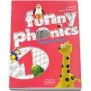 Funny Phonics level 1 Students Book (Mitchell H. Q.)