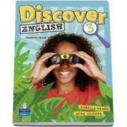 Jayne Wildman, Discover English level 3 Students Book