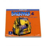 Mario Herrera, Backpack Global level 6 Students Audio CD
