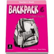 Herrera Mario, Backpack level 6. Teachers Book