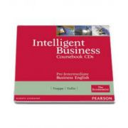 Tullis Trappe, Intelligent Business Pre-Intermediate Coursebook CD 1-2
