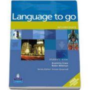 Crace Araminta, Language to Go Intermediate level. Students Book