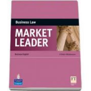 Market Leader - Business Law - Robin A. Widdowson