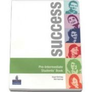 Stuart McKinlay, Success Pre-Intermediate level. Students Book